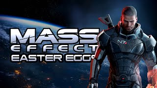 Gaming Easter Eggs - MASS EFFECT // Ep.102