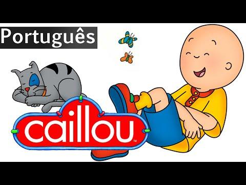 Caillou em Português Brasil - 3 Horas De Caillou!