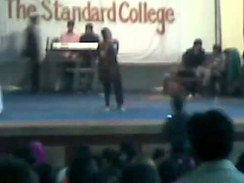 The Standard college Sialkot Girl song oreee piyaa By Gullu 922