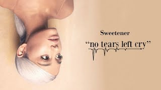Download Lagu Ariana Grande - No Tears Left To Cry (Official Audio) Gratis STAFABAND
