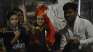 Super Dancer Dipali Borkar- Celebration Movement with Family in Pune