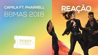Download Lagu ⛔ Camila Cabello & Pharrell - Billboard Music Awards 2018 -  Performance - TICKET REAGE #58 Gratis STAFABAND