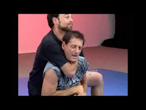 best rear naked choke defense - paul vunak style Image 1