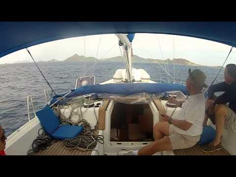 1000 mi Caribbean Ocean Passage with John Kretschmer