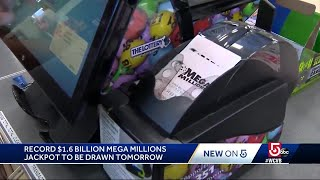 What should you do if you win the Mega Millions jackpot?