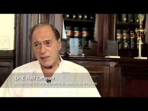 Entrevista a Eugenio Zaffaroni Postítulo Educación y Derechos Humanos