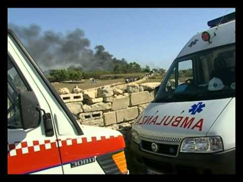 Favourite-MaltaMedia: No Comment - One dead, others missing in Mosta fireworks factory explosion