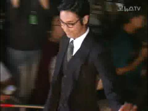 2008 Pusan International Film Festival Ju Ji Hun - 2