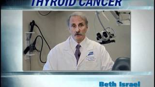 Thyroid cancer treatment. Dr. Mark Urken, thyroid cancer specialist at Beth Israel in Manhattan, NYC