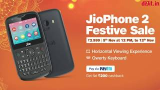 Reliance Jio holds Diwali Dhamaka Sale | Digit Daily | Digit.in
