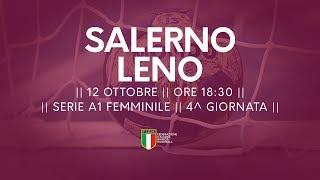 Serie A1F [4^]: Salerno - Leno 40-22