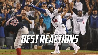 MLB | Best Reactions