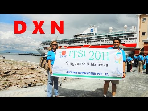 DXN 2012 DXNLA SUDAMERICA NUEVA YORK KUALA LUMPUR LA PREVIA TSI MUNDIAL DXN 2011