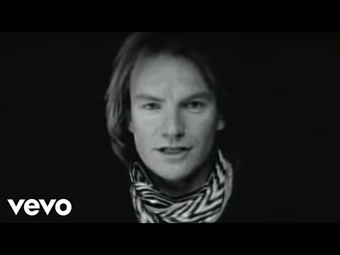 Sting - Englishman In New York Music Videos