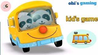 Babybus supermarket-kids gaming