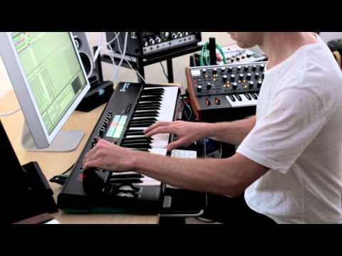 Novation // Launchkey feat. Gentry