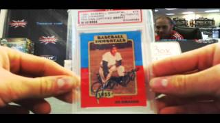 Luke C's 2013 Superbox Rookies and Phenoms Baseball 2 box Br