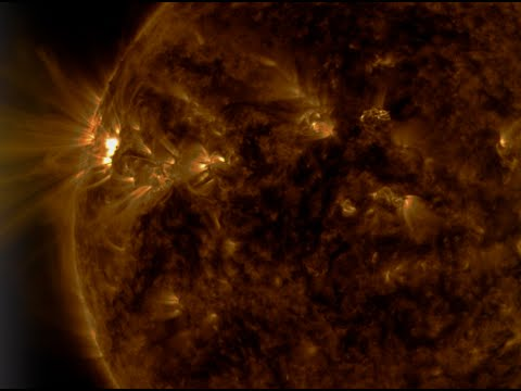 Space Weather, HUGE Sinkhole, Eclipse | S0 News Mar.4.2016