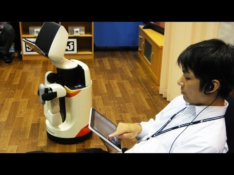 Toyota Partner Robot provides everyday assistance for people with disabilities #DigInfo