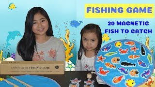 Fishing Game for Kids | Wooden Magnetic Fishing Game Sold by: TEPSMIGO