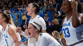 Recap: No. 13 UCLA women's basketball pulls away from No. 21 California