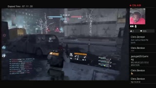 The Division Livestream- Live Action Gameplay
