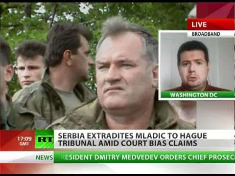 'All Serbia on trial in 'bad guy' Mladic kangaroo court'