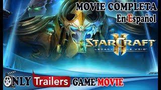 StarCraft II  Legacy of the Void   Pelicula Completa en Español