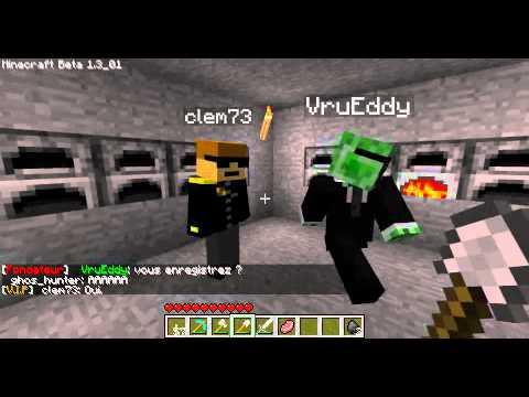Minecraft - Les MDC 6 Utilité du charbon et du charbon de bois