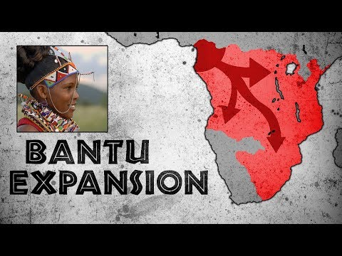 How the Bantus Permanently Changed the Face of Africa 2,000 Years Ago (History of the Bantu Peoples)