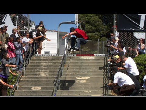 What is a skateboarder? - Ryan Sheckler - Red Bull Launchpad