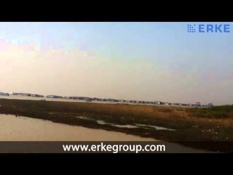 ERKE Marine, Tonle Sap Lake - Cambodia