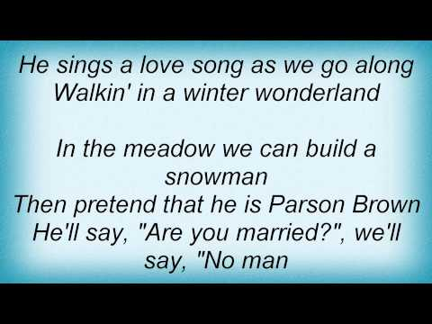 John Michael Montgomery - Winter Wonderland
