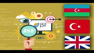 JSF Locale and Internationalization  ( Multiple Languages )