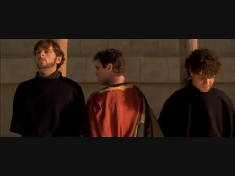 Caesar Commodus and praetorians (English version)
