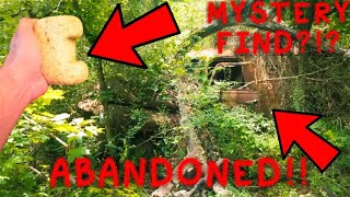 RIVER TREASURE MYSTERY?!? | ABANDONED CLASSIC CAR!! | ANTIQUE BOTTLE HUNT!!