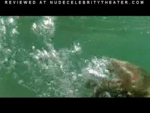 Matt Barr Nude Swimming xD