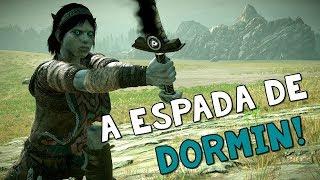 Shadow of the Colossus - A ESPADA DE DORMIN! (TESTES COM AS CABRAS, FENDA DO VENTO ETC)