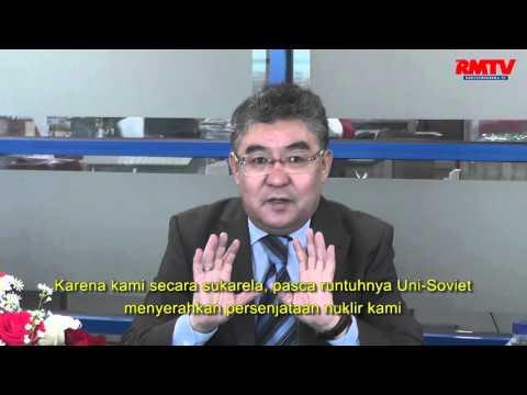 BRIGHT NEWS: Kazakhstan Layak Jadi Anggota Tidak Tetap DK PBB