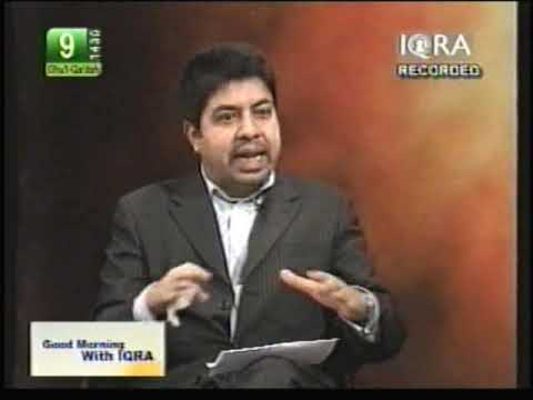Akber Chaudry Ex Qadiyani On Iqra TV - Part 5