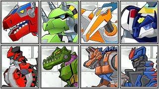 Dino island + Dino Robot Corps - Full Game Play 1080 HD