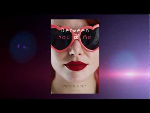 Between You and Me - book trailer