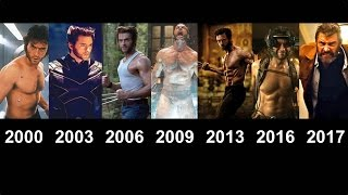 Logan all transformation in movie
