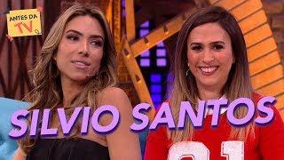Patricia Abravanel fala sobre declarações de Silvio Santos! | Lady Night | Humor Multishow