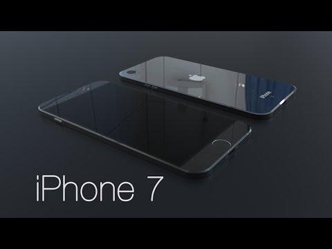 iPhone 7 2016 Concept by Kiarash Kia