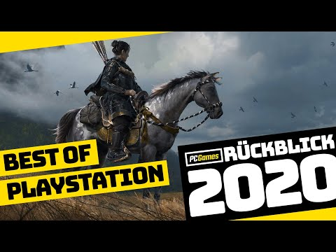 Die besten PlayStation Spiele 2020   Spiele Highlights des Jahres