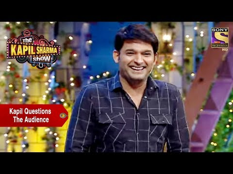 Kapil, One On One With The Audience - The Kapil Sharma Show thumbnail
