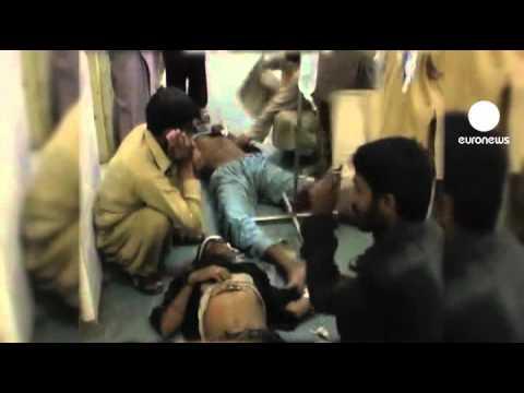 Hotel bomb blast kills 11 in Pakistan