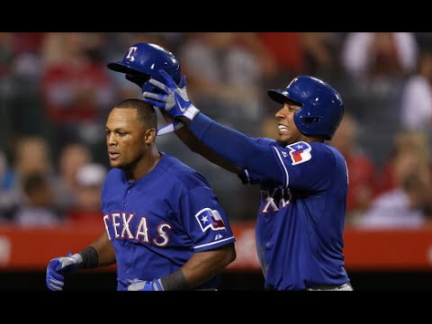 Elvis Andrus describes his relationship with Adrian Beltre & touching his head