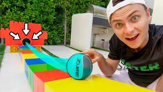 Download Song IMPOSSIBLE TRICK SHOT CHALLENGE - WIN $10,000 Free StafaMp3
